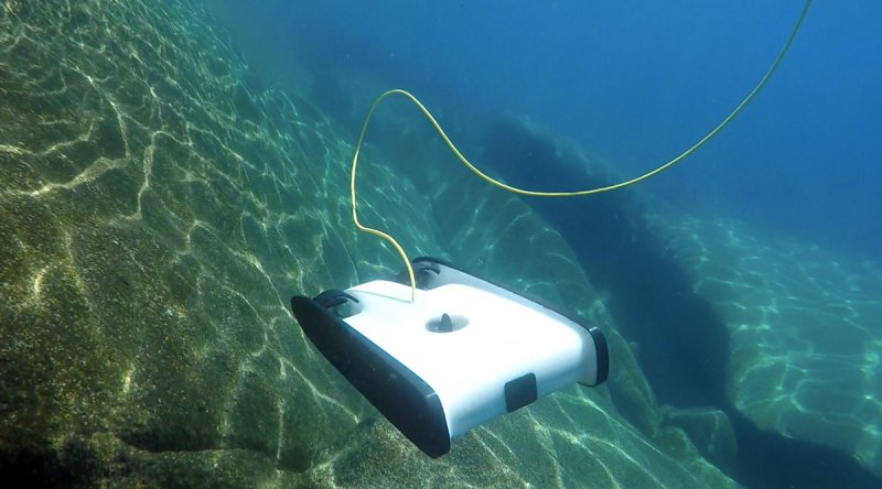OpenROV Trident