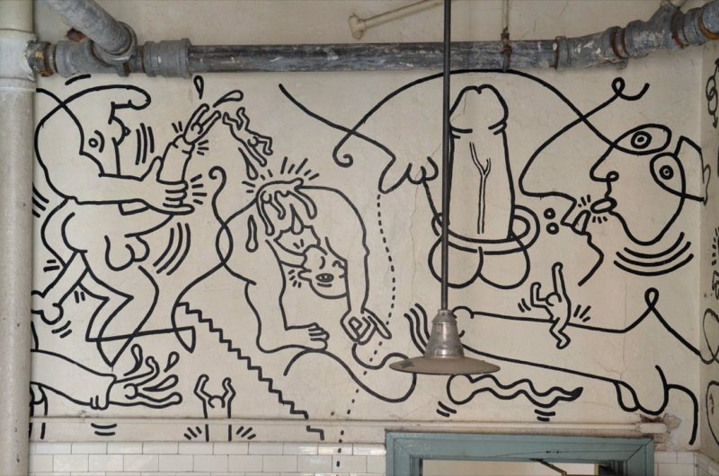 Keith Haring: Once upon a time